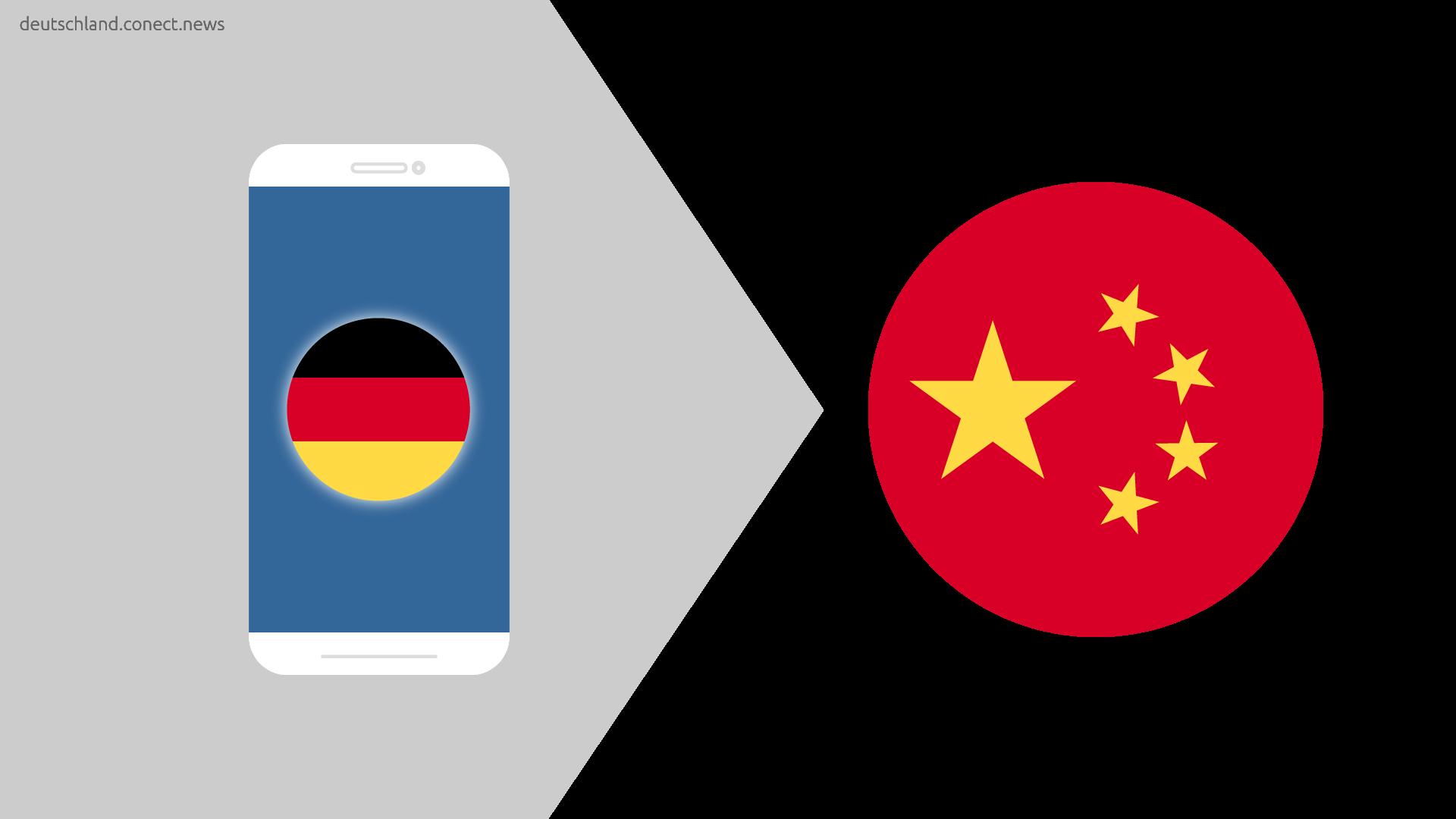 Günstiger von Deutschland nach China @conetc_news
