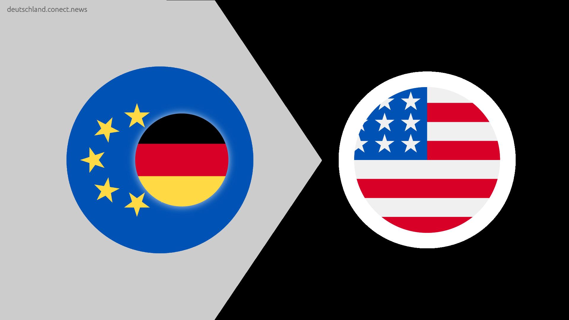 Günstiger von Deutschland in die USA @conetc_news