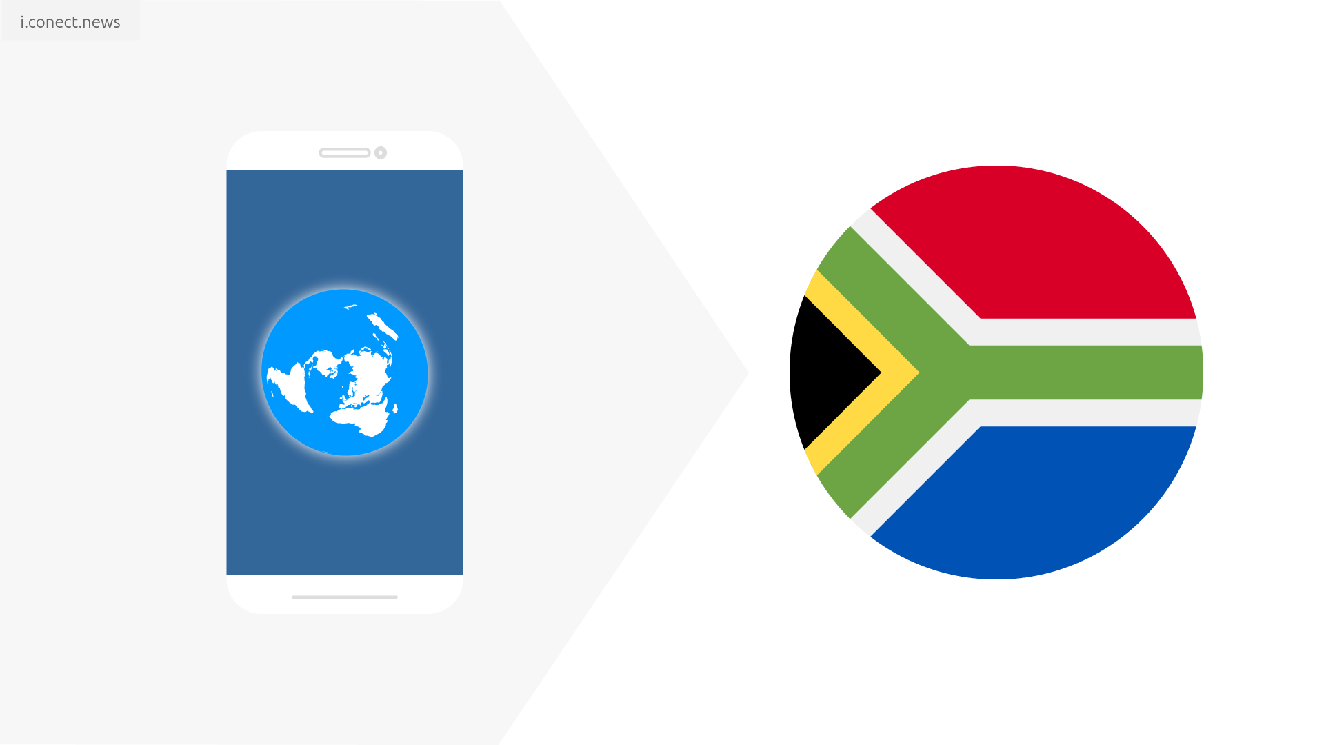 Calling South Africa  @conect_news
