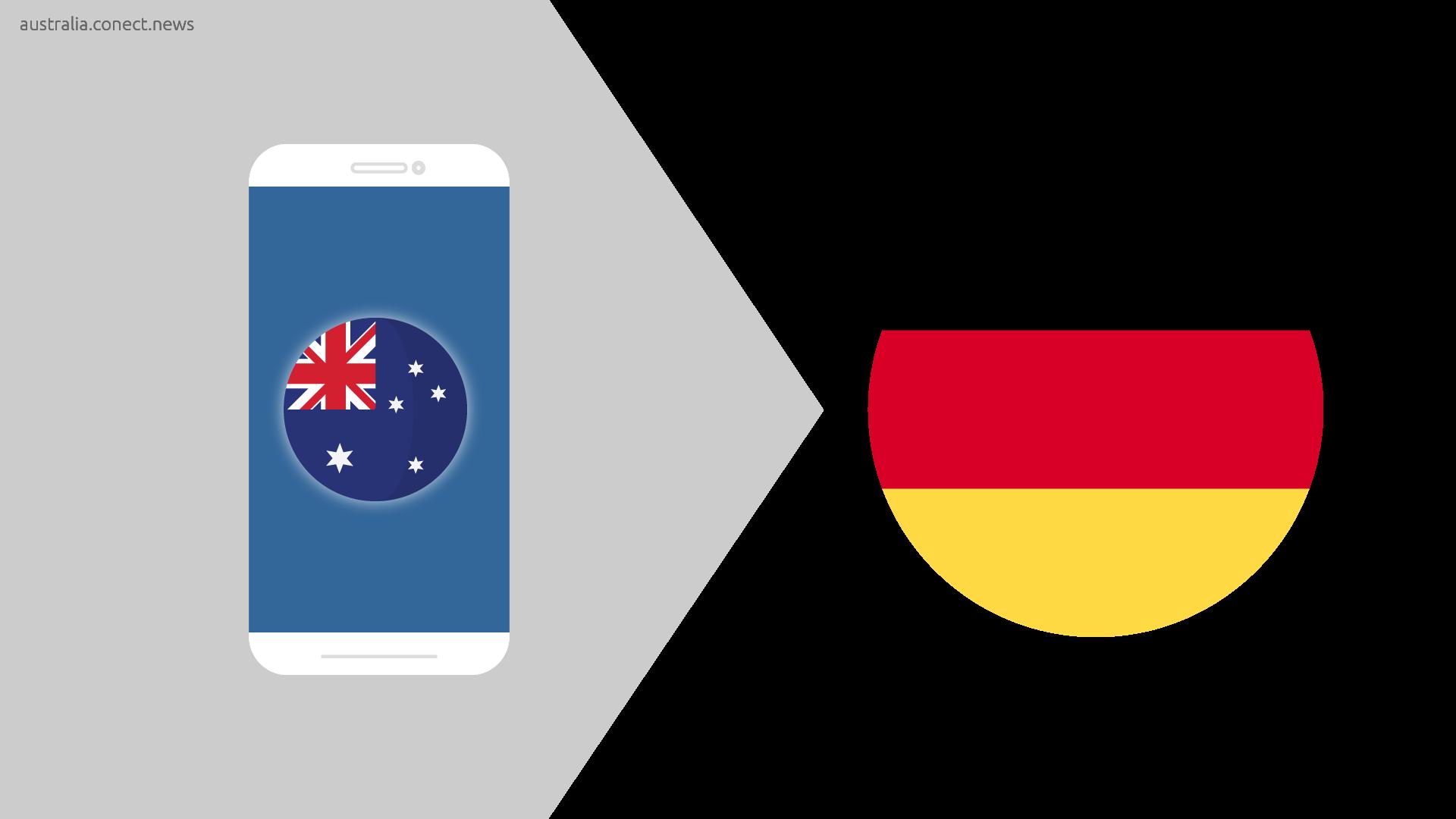 Australien-deutschland @conect_news