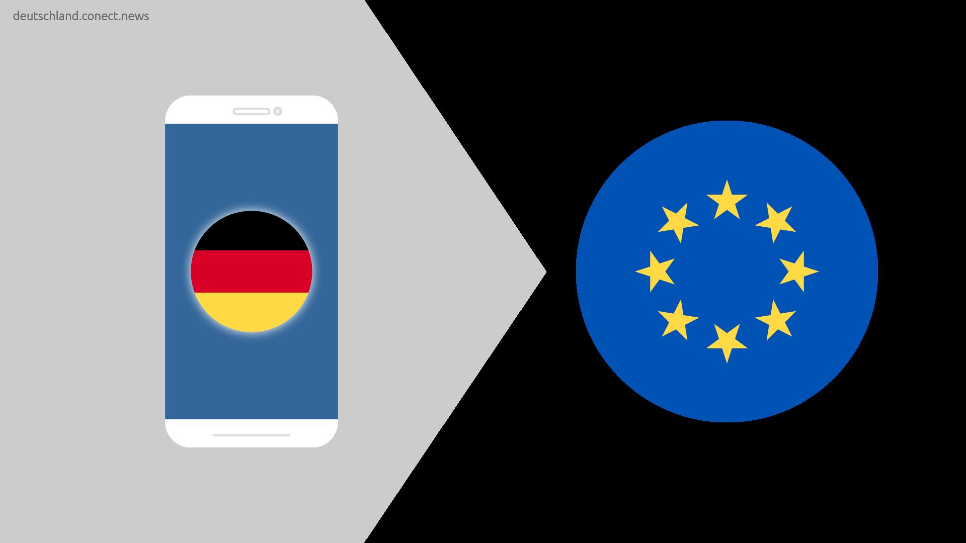 Deutschland Europa @conect_news