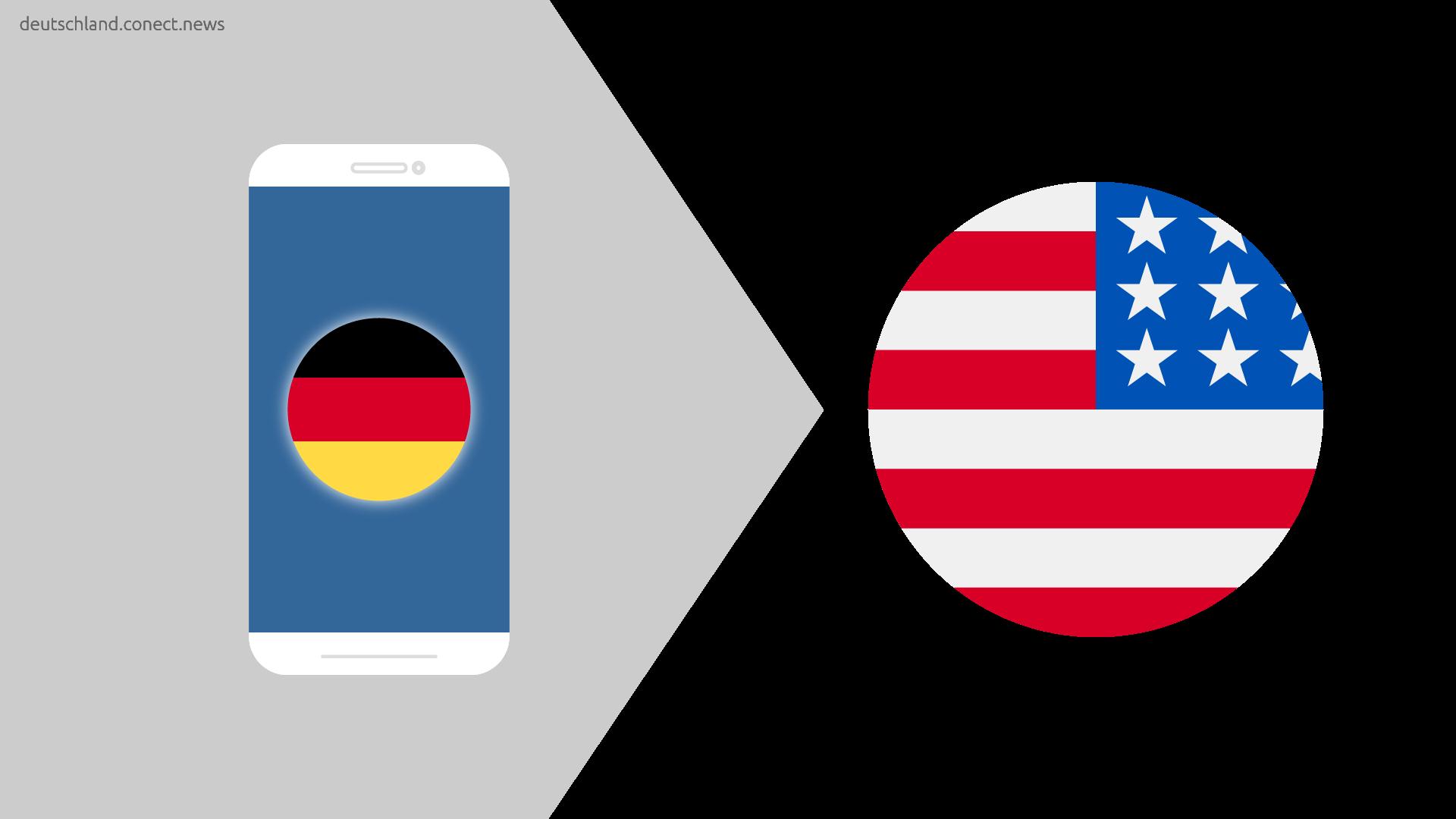 Deutschland-USA-@conect_news