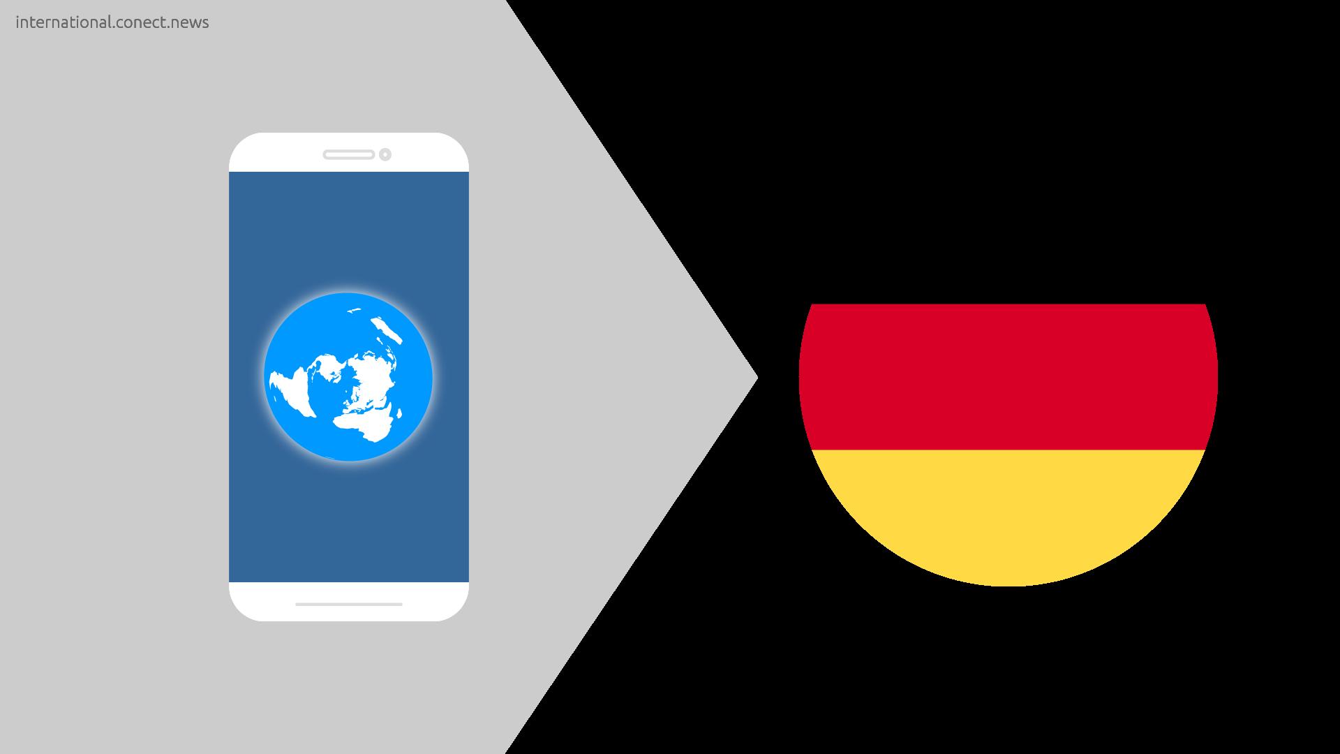 Deutschland international telefonieren @conect_news